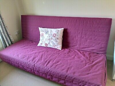 IKEA Beddinge Sofa Bed, With Cover And Storage Box • 63£