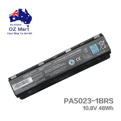 AU38 • Buy Battery For Toshiba Satellite C850 C850D C855 C855D C870 C870D C875 C875D