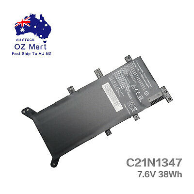 AU37.05 • Buy Replacement Battery 7.6V 38Wh C21N1347