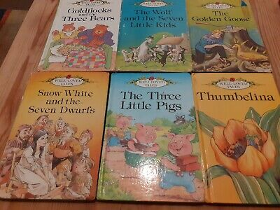 Ladybird Book Series 606D Vintage Childrens Books Joblot X6 • 9.99£