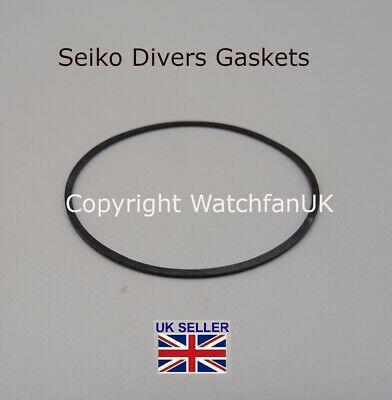 £7.50 • Buy Caseback And Bezel Gasket For Seiko Watches - Common Size Listing