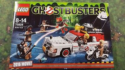 LEGO Ghostbusters Ecto-1 And 2 Sealed • 80£