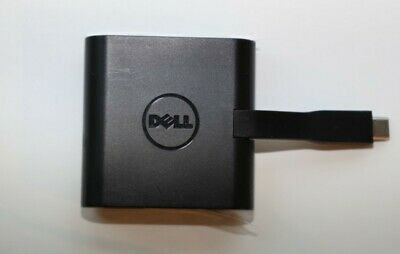AU5.05 • Buy Dell Adapter-USB-C To HDMI/VGA/Ethernet/USB 3.0 DA200