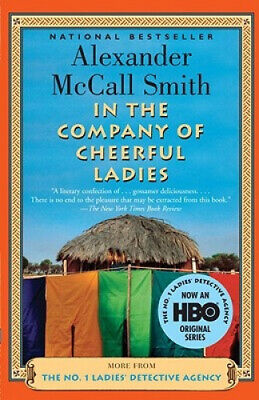 AU20.19 • Buy In The Company Of Cheerful Ladies By Alexander McCall Smith