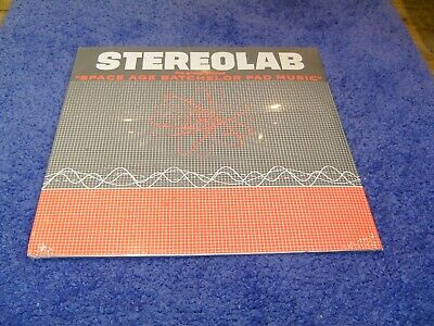 £15.50 • Buy Stereolab The Group Played Space Age Batchelor Pad Music 12'' CLEAR VINYL LP