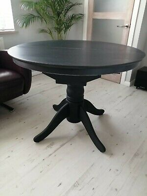 AU169.62 • Buy Round Wooden Dining Table (10 Miles Free Delivery)
