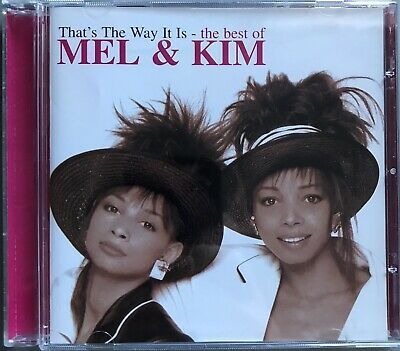 Mel & Kim - That's The Way It Is - The Best Of - CD Album • 3.75£