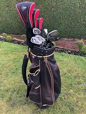 AU101.13 • Buy Graphite Full Set Of Mens Right Handed Golf Clubs