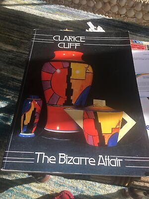 £4 • Buy CLARICE CLIFF The Bizarre Affair Large Paperback Thames And Hudson