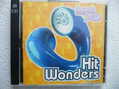 Time Life  Sounds Of The 70s  Hit Wonders  2-CD's  TL 469 33 • 38.91£