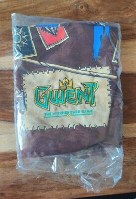 $ CDN61.76 • Buy Gwent The Witcher 3 III Rare Cards Game Carrying Bag Gamescom PS4 Xbox One
