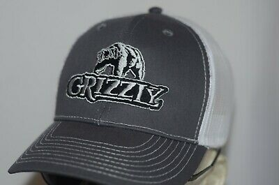 $ CDN25.36 • Buy Grizzly Hat Chewing Tobacco Cap Camo Snuff Wintergreen Dip Redneck Long Cut Chew