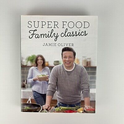 AU29.95 • Buy Super Food Family Classics - Jamie Oliver - Free Post
