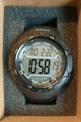 Timberland Men's Easy Read Digital Watch With Large Dial Display. • 35£