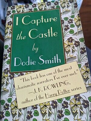 I Capture The Castle By Dodie Smith • 2.13£