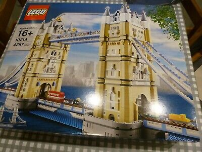 LEGO *NEW* 10214 Creator Tower Bridge 2010 See Pics  Box 8.5/10 • 270£