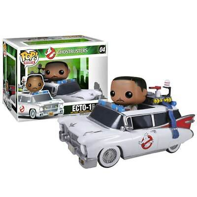 Funk Pop Ride! Ghostbusters #04 ECTO-1 - ZEDDEMORE With ECTOWAGON (Pre-Order) • 39.99£