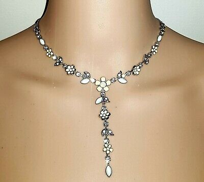£19.99 • Buy Ladies Next Statement Necklace NEW Special Bridal Gift Womans Stunning Design