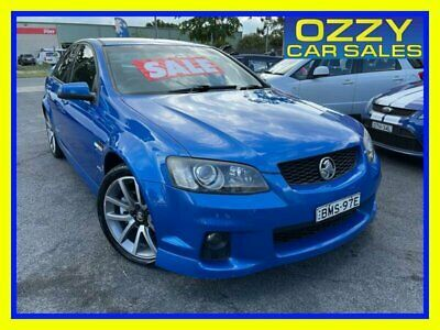 AU20950 • Buy 2011 Holden Commodore VE II SS-V Blue Automatic 6sp A Sedan