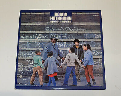 Donny Hathaway - Everything Is Everything [CD] Mini Album Replica Euc • 6.43£