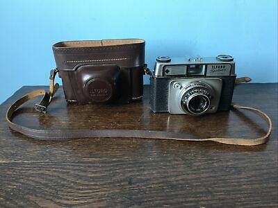 Vintage Ilford Sportsman Camera With Case Made In Western Germany • 9.99£