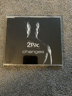 2Pac - Changes (CD Single) • 3£