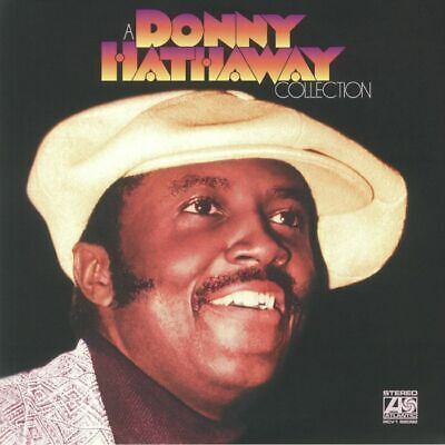 HATHAWAY, Donny - A Donny Hathaway Collection (reissue) - Vinyl (2xLP) • 36.83£