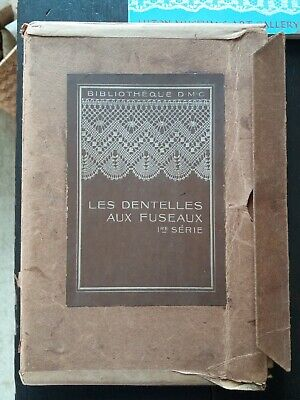 Antique Lace Making Instructions • 20£