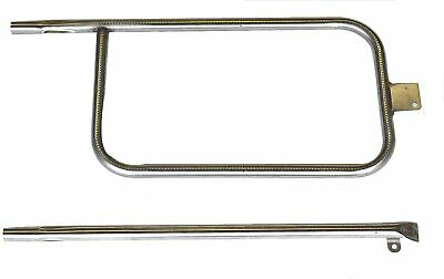 $ CDN31.64 • Buy Weber Q300 Q320 Q3000 Q3200 Burner Stainless Steel Gas Grill Burner Kit 23 3/4 *