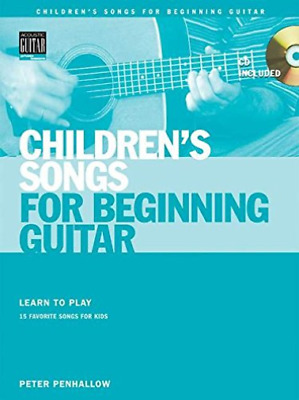 `Penhallow, Peter`-Children`S Songs For Beginning Guitar (US IMPORT) BOOK NEU • 12.82£