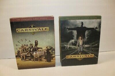 Carnivale: Complete First & Second Season, 6-disc Dvd Sets Nick Stahl • 17.92£