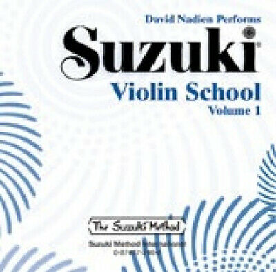AU38.65 • Buy Alfred 00-0346 Suzuki Violin School CD- Volume 1 - Music Book. Free Shipping