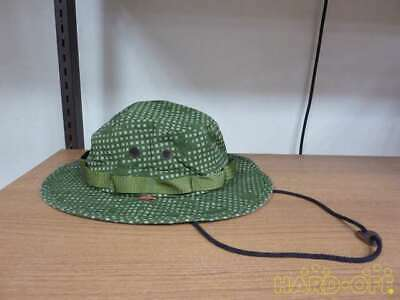 $ CDN204.75 • Buy SUPREME Grid Camo Boonie Olive/14Ss Fashion Hat From Japan