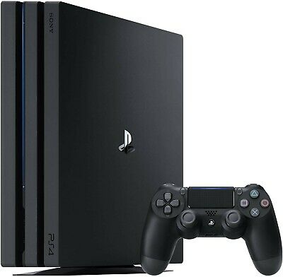 AU214.50 • Buy Sony PlayStation 4 Pro 1TB SSD Console PS4 Black - Excellent Condition