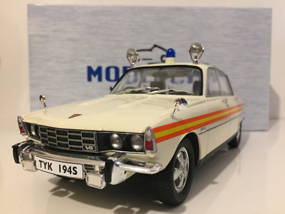 Rover 1974 3500 V8 Fully Equipped  Metropolitan Police  Car By MCG 1.18 Scale • 63.99£