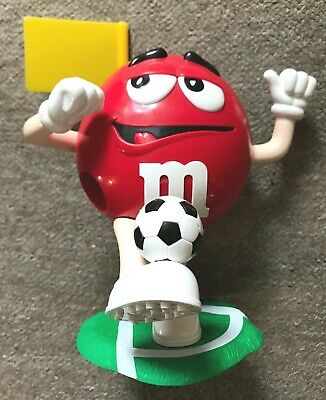 Rare M & M's Football Sweet Dispenser • 5£