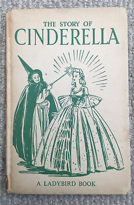 Vintage Ladybird The Story Of Cinderella Book Series 413 18th Edition. • 8£