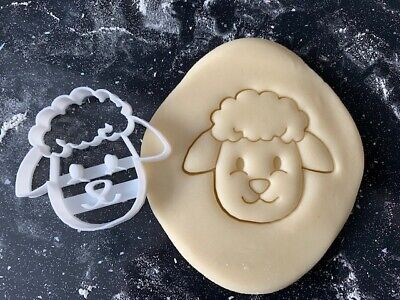 £3.85 • Buy Sheep, Lamb Cookie Cutter - Biscuit, Pastry, Fondant Cutter, Kitchen, Easter