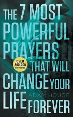 AU5.31 • Buy The 7 Most Powerful Prayers That Will Change Your Life Forever By Houge, Adam ,