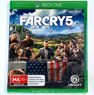 AU27.90 • Buy Far Cry 5 For Xbox One NEW