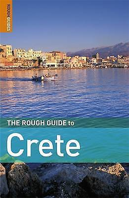 The Rough Guide To Crete (Rough Guide Travel Guides),Geoff Garvey, John Fisher, • 1.20£