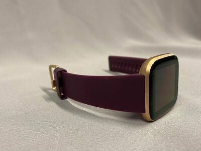 $ CDN119 • Buy Fitbit Versa 2 - Fb507 - Copper With Purple Band - No Box