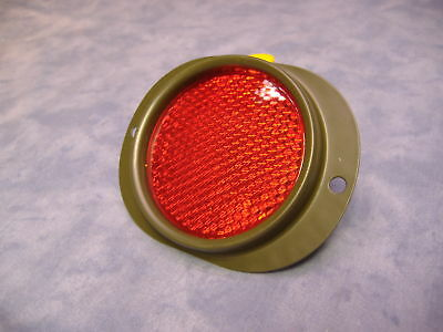 $6.74 • Buy New Military Red Reflector M37 M998 M35 M813 M35a2