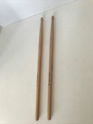 AU8.90 • Buy 1 Pair 5A Wood Drum Sticks Drumsticks