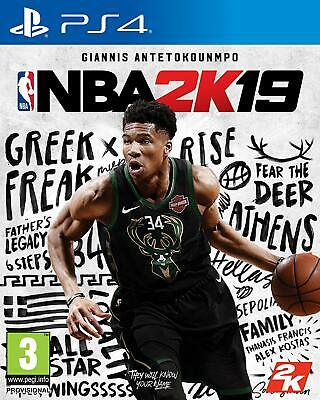 $ CDN7.99 • Buy NBA 2K19 Basketball Game PS4 Playstation 4 EXCELLENT Condition FAST Dispatch