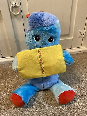 Iggle Piggle In The Night Garden Talking Bedtime Story Plush Soft Toy • 7.70£