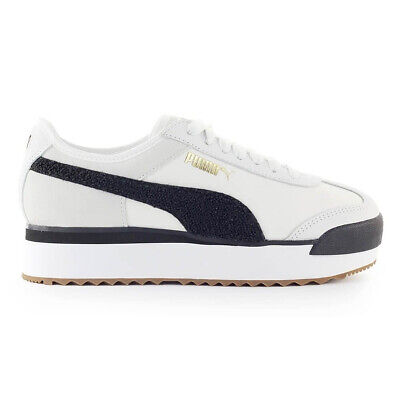 AU73.06 • Buy Puma Women's Roma Amor Heritage Puma White/Puma Black Sneakers 37094701 NEW