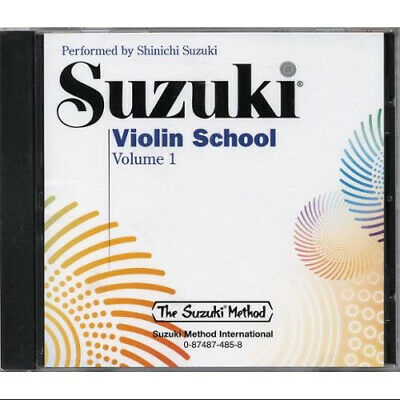 AU40.14 • Buy Alfred 00-0485 Suzuki Violin School CD- Volume 1 - Music Book. Huge Saving