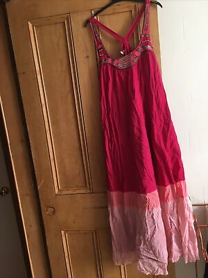 AU3.97 • Buy Monsoon Dress Size L Barely Worn Absolutely Gorgeous