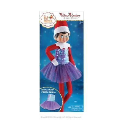 £6 • Buy Elf On The Shelf Sugar Plum Party Claus Couture (No ELF) **DAMAGED BOX**